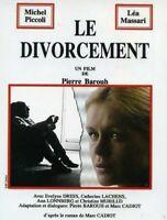 Le divorcement : Michel Piccoli, Léa Massari DVD