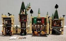 RETIRED Lego Harry Potter 4842 Hogwarts Castle 4th Ed Minifigures FREE SHIPPING