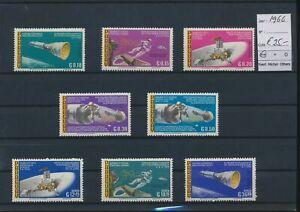 LN73140 Paraguay 1966 astronaut rocket fine lot MNH cv 25 EUR
