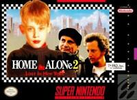Home Alone 2: Lost in New York Super Nintendo Game SNES Used