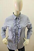 Camicia PIERRE CARDIN Donna Shirt Chemise Woman Taglia Size XXL