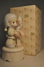Precious Moments - God Sent You Just In Time - 15504 - Music Box - Wish Merry