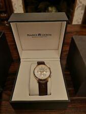 Maurice Lacroix Men's Eliros Chronograph Watch. EL1098 AW28297 *NEW*