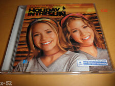 OLSEN TWINS soundtrack HOLIDAY IN THE SUN cd MARY-KATE & ASHLEY sing OST