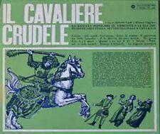 lp 33 Il Cavaliere Crudele I Dischi Del Sole DS 110/12 ITALY 1965 INSERT