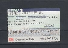 RMV 1995, Aufpreis Woche RMV ICE Darmstadt-Frankfurt (112)