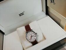 Montblanc Timewalker Automatic 110340 Watch Excellent condition