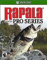 Rapala Fishing Pro Series (Microsoft Xbox One, 2017) NEW SEALED FAST SHIPPING !