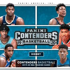 2019-20 Panini Contenders NBA Basketball Single Base #1-100   Pick Your Card!