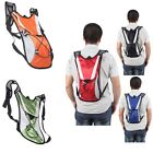 2L Outdoor Hydration System Backpack Rucksack Bag Sport Cycling Bicycle Bike MTB
