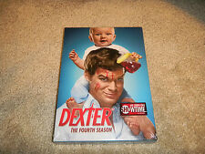 Dexter: Season 4 NEW SEALED