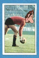 CALCIATORI 1975-76 Panini - Figurina-Sticker n. 508 -ALBERTOSI-MOSTRI SACRI-Rec