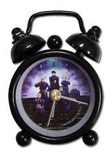*NEW* Fullmetal Alchemist: State Military Round Mini Desk Clock by GE Animation