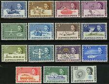 British Antarctic Territory   1963   Scott # 1-15   Mint Never Hinged Set