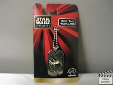 Droid Fighter Star Wars Episode I Dog Tag Applause NEW