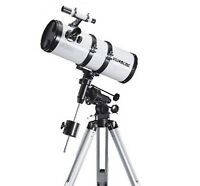 Visionking 6 inches 150 - 1400mm Reflector Newtonian Astronomical Telescope