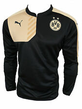Puma BVB Borussia Dortmund Sweatshirt Trainings Top Gr. M