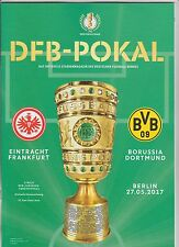 Orig.PRG   DFB Pokal   2016/17  FINALE   EINTRACHT FRANKFURT - BORUSSIA DORTMUND