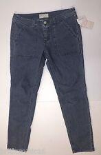 ~~THRILL!~~ Free People NWT Pin Striped Skinny $98 Jeans Inseam 28 Sz 29 #490