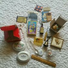 New listing Vintage Random 20pc. Lot of Goods Knick Knacks Sewing Collectors Items Grab Bag