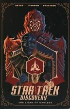 Star Trek Discovery TP Light Of Kahless Softcover Graphic Novel