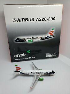 Phoenix Models 1:400 A320 MyAir EC-JIB
