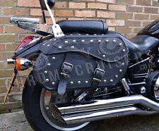 De Cuero Moto Alforjas Alforjas Yamaha Xv 750 Virago Xvs Dragstar Star