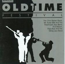Oldtime Festival (Bell) Rod Mason, Papa Bue, Mr. Acker Bilk, Chris Barber.. [CD]