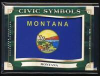 2019 Upper Deck Goodwin Champions Civic Symbols Patches #USF41 Montana T3 BX2