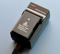 Charger +1040mA Battery For Nikon EN-EL14a MH-24 D3100 D3200 D5100 D5200 D5300