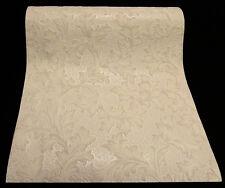 2702-21-53) hochwertige und edle Barock Design Tapete beige mit Glitzer-Effekt