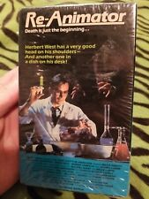 Re-Animator Reanimator Unrated Sci Fi Horror Beta Betamax H.P. Lovecraft NOT VHS