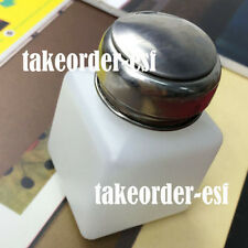 1Pcs Liquid Push Alcohol Dispenser Solder Flux Bottle Cleaner Anti-Reflux 100ml
