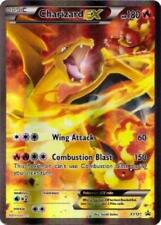 Pokemon - Charizard EX - XY121 -  Black Star Promo* - NM/M - JUMBO
