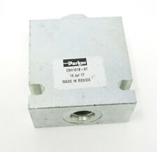 Parker CSH101B-6T Hydraulic Valve Cartridge