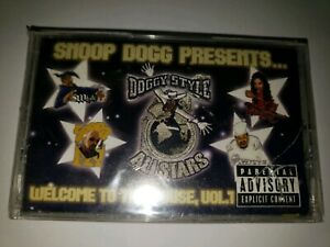 Welcome to the House by SNOOP DOGG Rare  Cassette Brand New SEALED