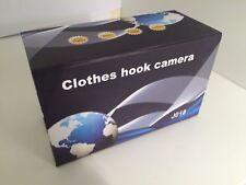 Spy Hook Hidden Mini Camera Cam Motion Detector Wireless HD DVR Video CCTV DV UK
