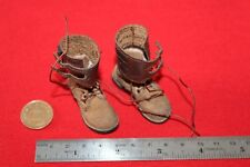 DID Dragon In Dreams 1:6TH échelle WW2 U.S. 77th INFANTRY capitaine M43 boots