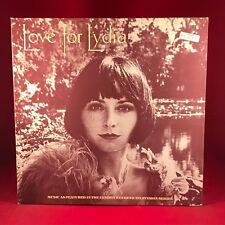 HARRY RAINOWITZ LAURIE HOLLOWAY MAX HARRIS Love For Lydia 1977 UK Vinyl LP TV