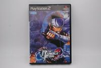 PlayStation 2 Game Software The Rumble Fish PS2 Japan import Fighting Game Sega
