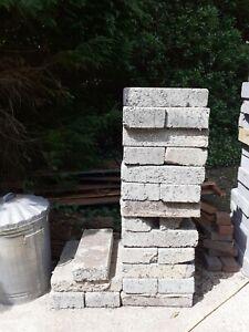 28 x Dense concrete blocks