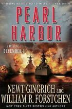 The Pacific War: Pearl Harbor :A Novel of December 8th Newt Gingrich Autographed
