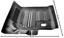 1971-73 Ford Mustang Floor Pan Rear Section - RH New Dii
