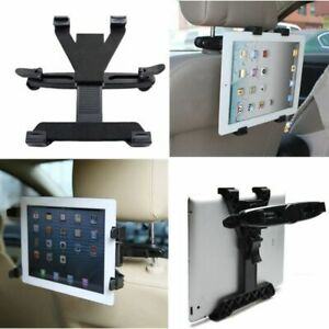 """New Universal Headrest Seat Car Holder Mount For Samsung Galaxy Tablet 7"""" -12.9"""""""