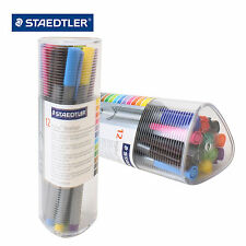 Staedtler Triplus Fineliner 334 PR12 Ink Pen 12Colors For Aritist