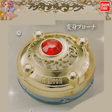 Bandai Sailor Moon Antique Jewelry Case Gashapon - Transformation Brooch