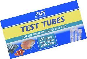 API Replacement Test Tubes for Aquarium Liquid Test Kits 24ct
