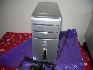 Dell Inspiron 530 PC COMPUTER TOWER dell inspiron 530 intle core2 quad insid