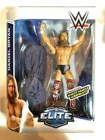WWE WWF Elite Collection Daniel Bryan Figure Mattel 2014