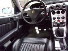 PEDALES ALFA ROMEO GTV SPIDER 916 TB TWIN SPARK V6 TURBO 3.2 JTS GRAN VELOCE